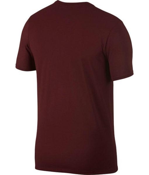 NIKE FCバルセロナ 2018/19 プレシーズン Tシャツ Maroon
