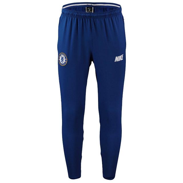 NIKE チェルシー 2018/19 Squad トレーニング パンツ Blue