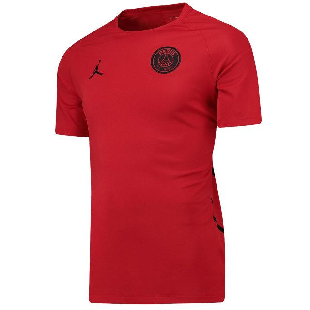 NIKE パリ サンジェルマン 2018/19 プレマッチ トップ Red