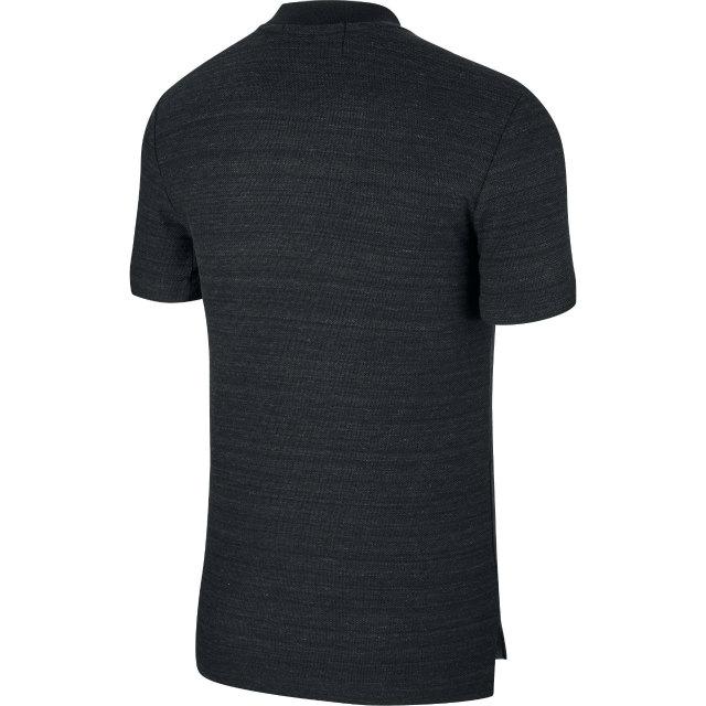 NIKE パリ サンジェルマン 2018/19 オーセンティック グランドスラム ポロシャツ Black