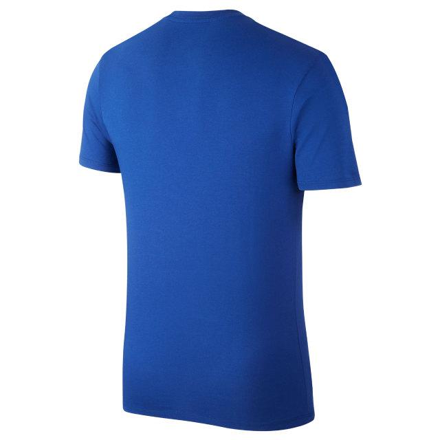 NIKE FCバルセロナ 2018/19 スウッシュ Tシャツ Blue
