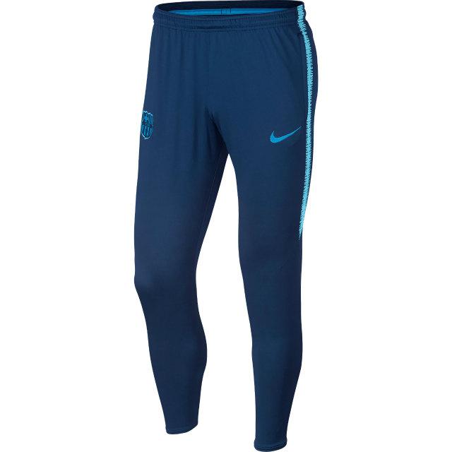 NIKE FCバルセロナ 2018/19 Squad トレーニング パンツ Blue