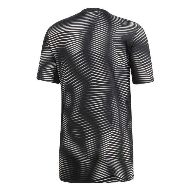 adidas ユベントス 2018/19 プレマッチ シャツ Black