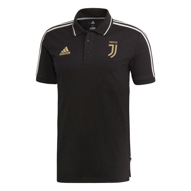 adidas ユベントス 2018/19 トレーニング ポロシャツ Black