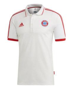 adidas バイエルン ミュンヘン 2018/19 トレーニング ポロシャツ White
