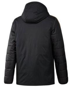 adidas レアルマドリード 2019/20 ウインター トレーニング ジャケット Black