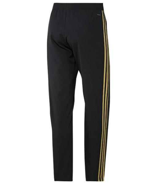 adidas レアルマドリード 2019/20 トレーニング ウーブン パンツ Black