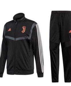 adidas ユベントス 2019/20 プレゼンテーション スーツ Black