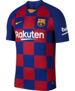NIKE FCバルセロナ 2019/20 ホーム ヴェイパーマッチ シャツ