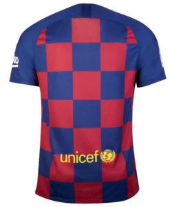 NIKE FCバルセロナ 2019/20 ホーム スタジアム シャツ