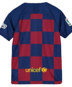 NIKE FCバルセロナ Kids 2019/20 ホーム スタジアム シャツ