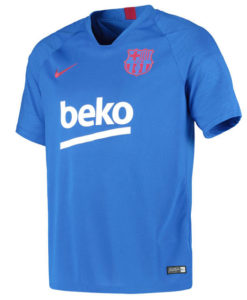 NIKE FCバルセロナ 2019/20 Strike トレーニング トップ Blue