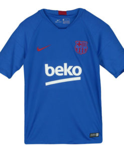 NIKE FCバルセロナ Kids 2019/20 Strike トレーニング トップ Blue
