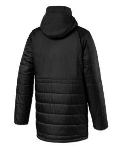 PUMA ドルトムント 2019/20 トレーニング リバーシブルベンチジャケット Black