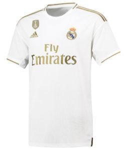 adidas レアルマドリード 2019/20 ホーム シャツ
