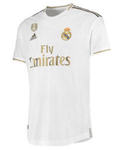 adidas レアルマドリード 2019/20 ホーム オーセンティック シャツ