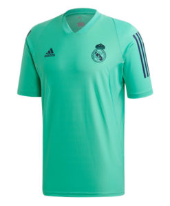 adidas レアルマドリード 2019/20 UEFA CL トレーニング ジャージー Green