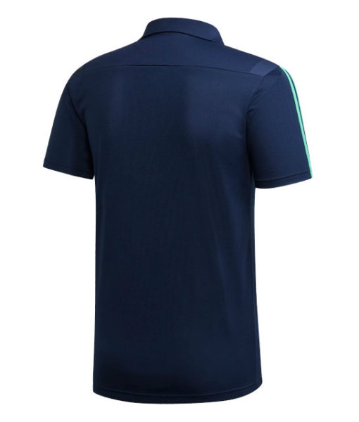 adidas レアルマドリード 2019/20 UEFA CL トレーニング ポロシャツ Navy