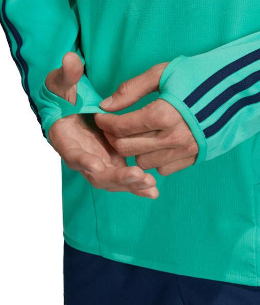 adidas レアルマドリード 2019/20 UEFA CL トレーニング ウォーム トップ Green
