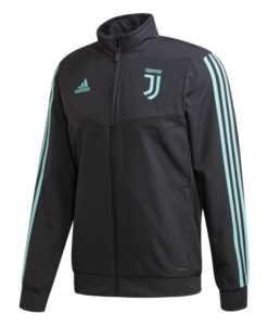 adidas ユベントス 2019/20 UEFA CL トレーニング プレゼンテーション ジャケット Grey