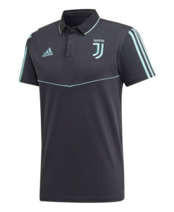 PUMA イタリア 2019/20 UEFA CL トレーニング ポロシャツ Grey