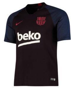 NIKE FCバルセロナ 2019/20 Strike トレーニング トップ Red