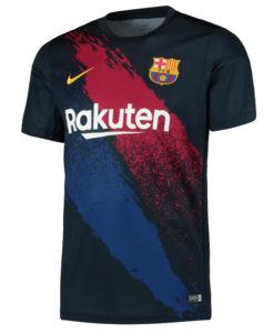 NIKE FCバルセロナ 2019/20 プレマッチ トレーニング トップ