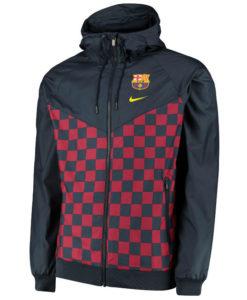 NIKE FCバルセロナ 2019/20 オーセンティック ウインドランナー ジャケットNavy