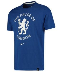 NIKE チェルシー 2019/20 Tシャツ Blue