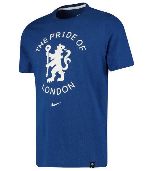 NIKE チェルシー 2019/20 Tシャツ Blue 1