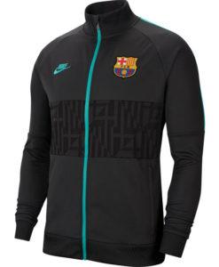 NIKE FCバルセロナ 2019/20 クラシックトラック ジャケット Grey