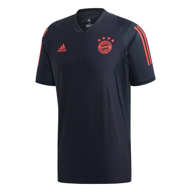 adidas バイエルン ミュンヘン 2019/20 UEFA CL トレーニング ジャージー Navy