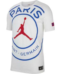 NIKE パリ サンジェルマン 2019/20 ジャンプマン エンブレム Tシャツ