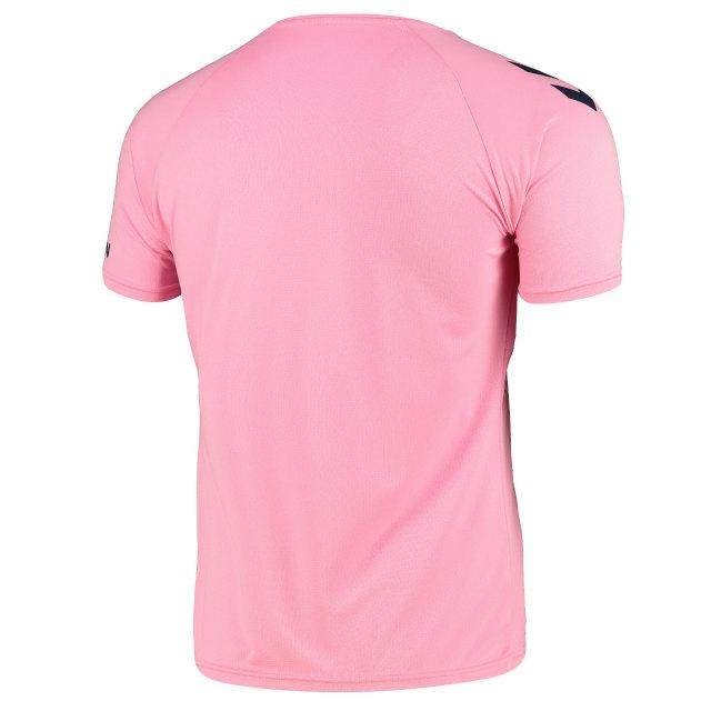 hummel エヴァートン 2020/21 トレーニング ジャージー Pink