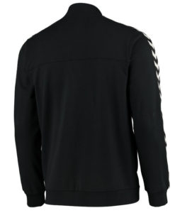 hummel エヴァートン 2020/21 トラベル ジャケット Black
