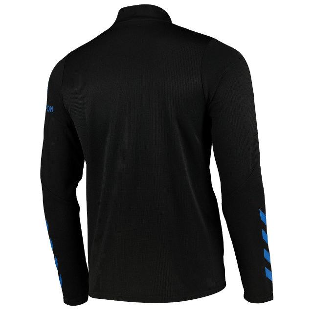 hummel エヴァートン 2020/21 トレーニング ドリルトップBlack