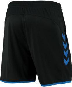 hummel エヴァートン 2020/21 トレーニング ショーツ Black