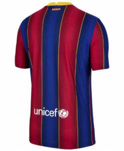 NIKE FCバルセロナ 2020/21 ホーム ヴェイパーマッチ シャツ
