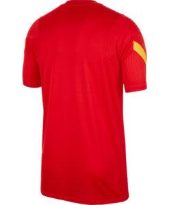 NIKE ASローマ 2020/21 トレーニング Tシャツ Red