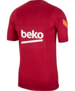 NIKE FCバルセロナ 2020/21 Strike トレーニング トップRed