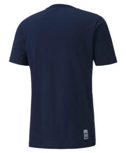 PUMA マンチェスターシティ 2020/21 フットボール グラフィック Tシャツ Navy