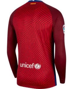 NIKE FCバルセロナ 2020/21 ゴールキーパー シャツ