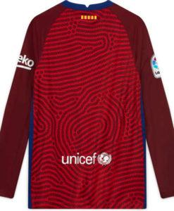 NIKE FCバルセロナ Kids 2020/21 ゴールキーパー シャツ
