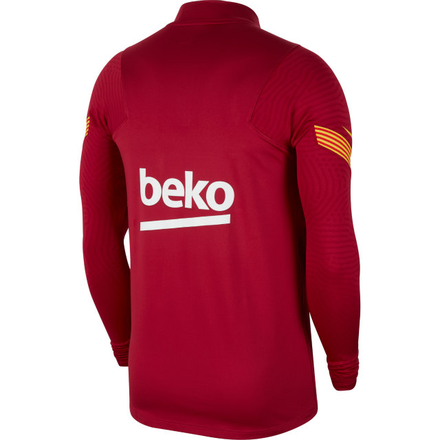 NIKE FCバルセロナ 2020/21 Strike ドリル トップ