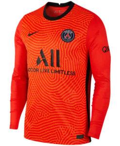 NIKE パリ サンジェルマン 2020/21 ゴールキーパー シャツ