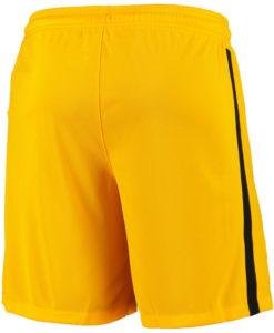 NIKE リバプール 2020/21 ゴールキーパー スタジアム ショーツ Yellow