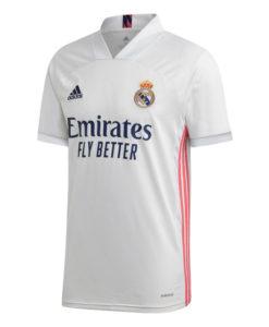 adidas レアルマドリード 2020/21 ホーム シャツ