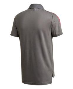 adidas レアルマドリード 2020/21 トレーニング ポロシャツ Grey