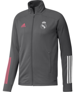adidas レアルマドリード 2020/21 トレーニング トレーニングスーツ Grey