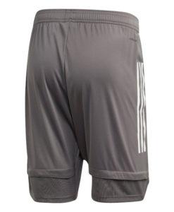 adidas レアルマドリード 2020/21 トレーニング ショーツ Grey